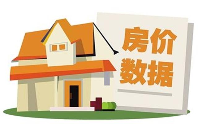 2017年8月主要城市新房房价涨跌幅排行榜