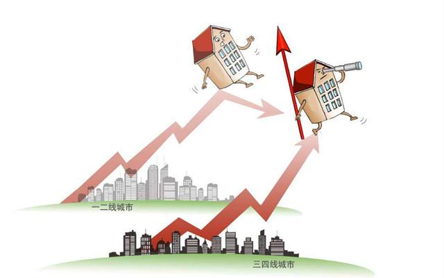 热点城市房价两月停涨 三四线或成调控重点