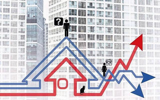 抑制居民杠杆率须从楼市调控入手